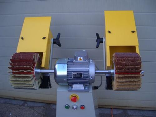Sanding Flap Wheel Pedestal Sanderbuffer