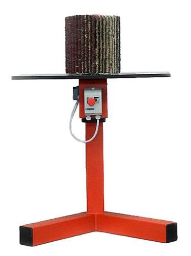 Table Sander For Flap Wheels